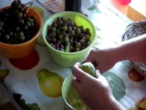 Koken met Tante Tuut - Druivensap met Limoenen