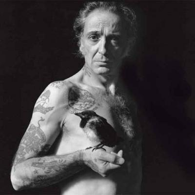 Autorretrato // Selfportrait (by Alberto Garcia-Alix, 2005)
