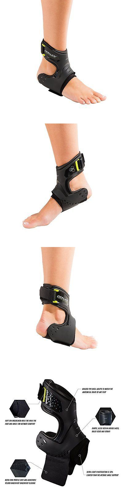 Orthotics Braces and Sleeves: Donjoy Performance Pod Ankle Brace, Best Support For Stability, Ankle Sprain, - -> BUY IT NOW ONLY: $60.59 on eBay!