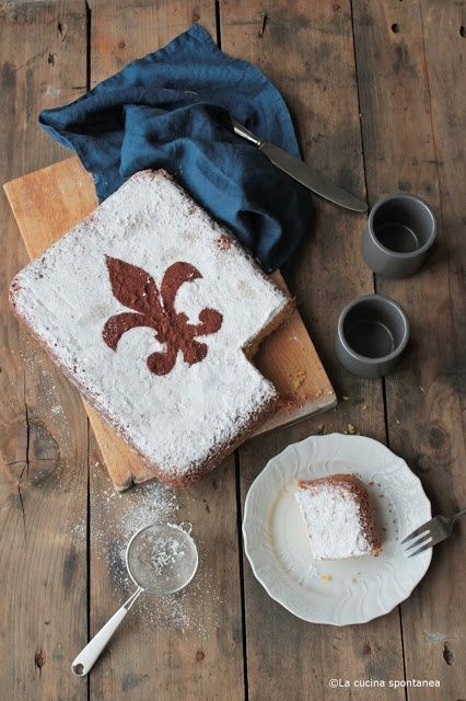 simplement francaises- great idea with powdered sugar & powdered chocolate- not a recipe