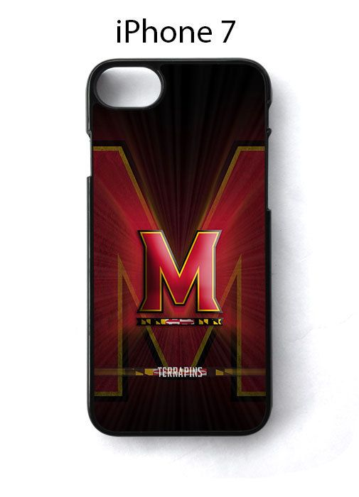 Maryland Terrapins Logo iPhone 7 Case Cover - Cases, Covers & Skins