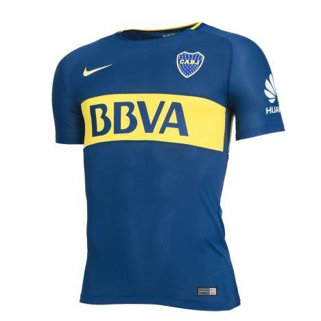 Boca Juniors, Camiseta Titular 2017/2018