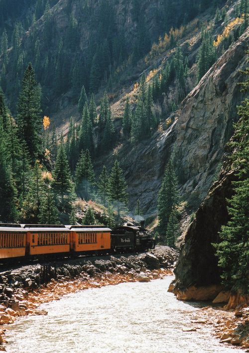 17 best images about durango and silverton railroad on