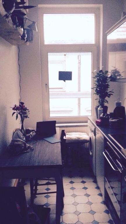 Kleine Küche in Hamburg St Pauli