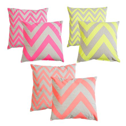 Infuse your home decor with a bright pop of colour. decorate your home with our fabulously bright gelato cushion range which are sure to give your outdoor area a vibrant pop of colour. - #PillowTalkHome
