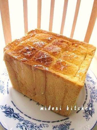 元祖・ハニートースト』を作りました^^ by midoriさん | レシピ ...