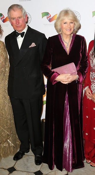 Prince Charles, Prince of Wales and Camilla, Duchess of Cornwall attend the British Asian Trust dinner at Banqueting House on 03.02.2015 in London, England.