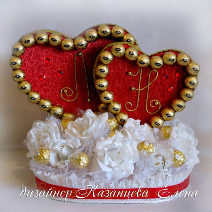 Gallery.ru / Фото #10 - свадебные композиции с конфетами - kazantceva