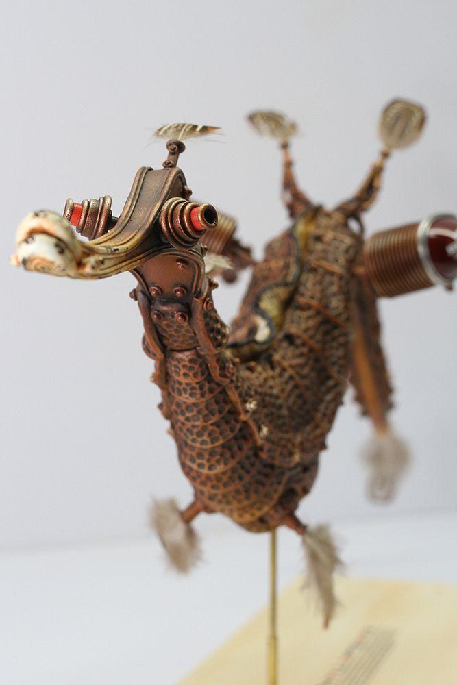 Sea Dragon シードラゴン | 松岡ミチヒロ