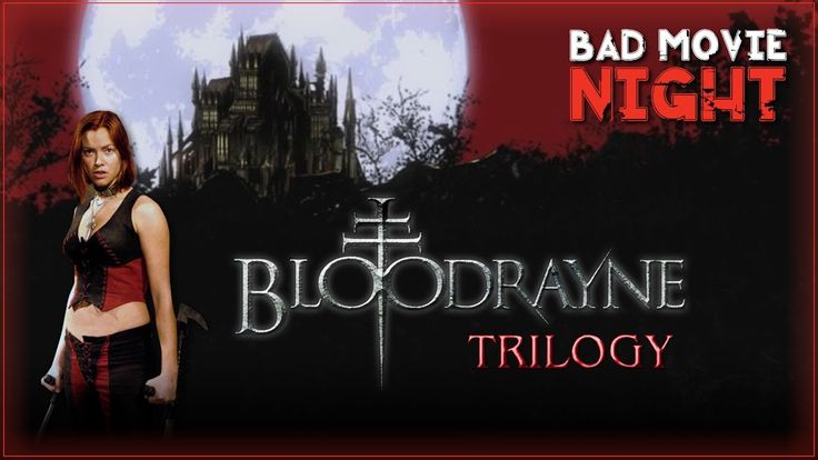 BloodRayne Trilogy - One of cinema's greatest trilogies created and directed by the prolific director Uwe Boll