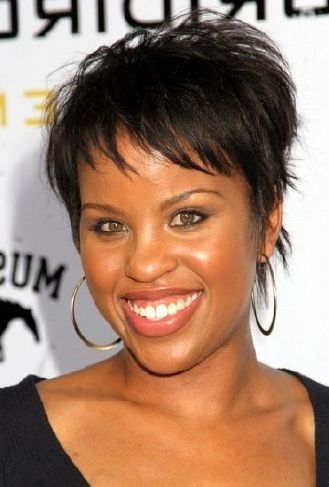11 best images about 10 short hairstyles for black women