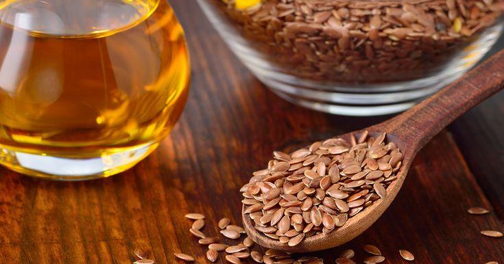 Výhody ľanových semienok a ľanového oleja via @akademiakrasy