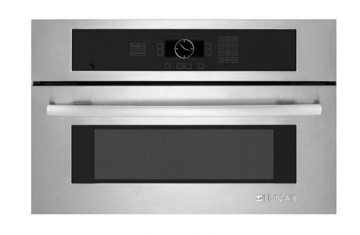 Jenn Air Built-in Microwave, Remodelista