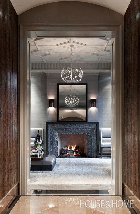 Photo Gallery: Designer Jay Hodgins' Luxe Interiors | House & Home