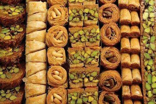 Yum, Egyptian sweets