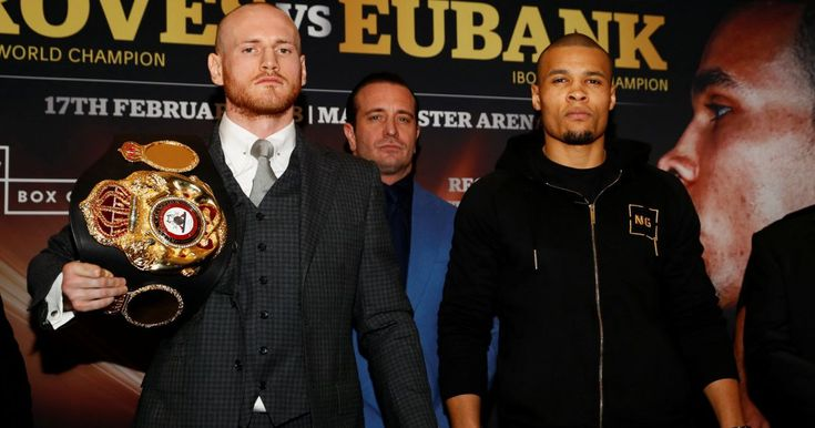 What happens if George Groves vs Chris Eubank Jr is a draw? #Boxing #ChrisEubankJr #allthebelts #boxing