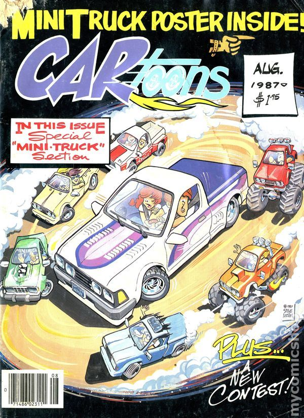 CAR cartoons of the 60's 70's 80's and 90's | Cartoons ...