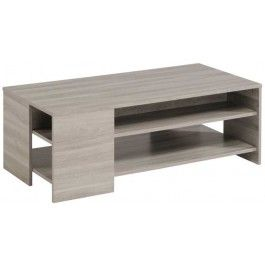 Parisot Warren Coffee Table - Flint Oak