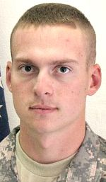 Army PFC Norman L. Cain III, 22, of Oregon, Illinois. Died March 15, 2009, serving during Operation Enduring Freedom. Assigned to 1st Battalion, 178th Infantry Regiment, 33rd Infantry Brigade Combat Team, Illinois Army National Guard, Woodstock, Illinois. Died of injuries sustained when an improvised explosive device detonated near his vehicle during combat operations.in Kut, Helmand Province, Afghanistan.