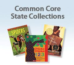 Common Core- Book list that correlates with the ELA common core strands
