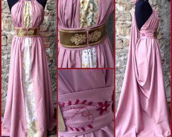 30% de fantasía Medieval juego de vestido carmesí de tronos by DressArtMystery | Etsy