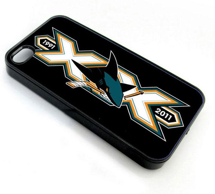 San Jose Sharks - iPhone 4 Case, iPhone