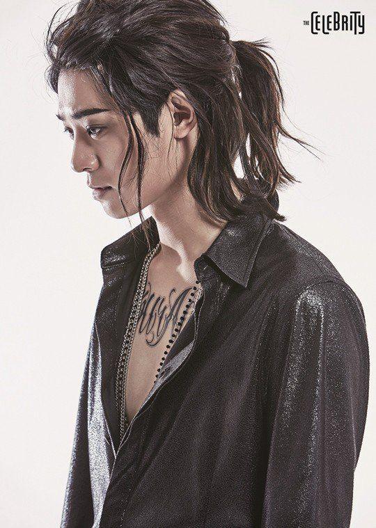 Jung Joon Young rocks flyaway long locks for 'The Celebrity' | allkpop.com