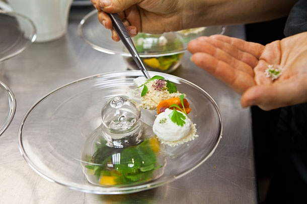 The Ultimate Switch - Alinea and Eleven Madison Park