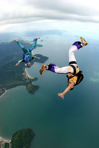Skydive Ubatuba 2006