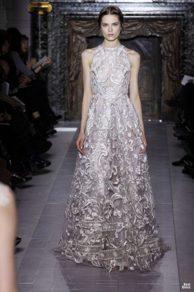 VALENTINO HOUTE COUTURE SPRING/SUMMER 2013 High Fashion Haute Couture glamour featured     das ganze kleid