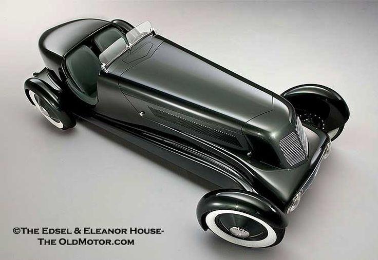 Edsel Ford's 1934 Speedster