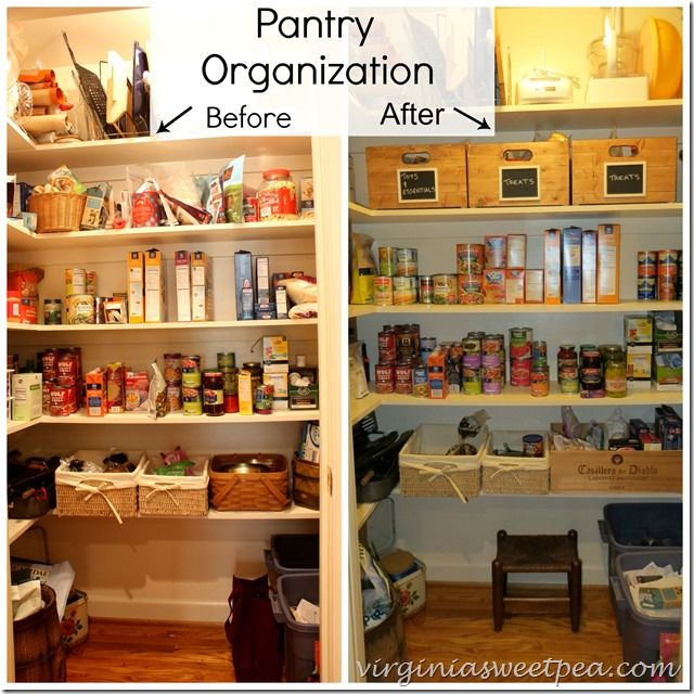 9 Tips For A Perfectly Organized Pantry: 181 Best Images About Pantry Ideas On Pinterest
