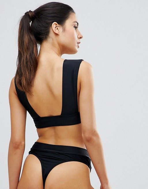 715f8e91670fe Missguided Mix and Match Thong Bikini Bottom | Swimsuits | Bikinis ...