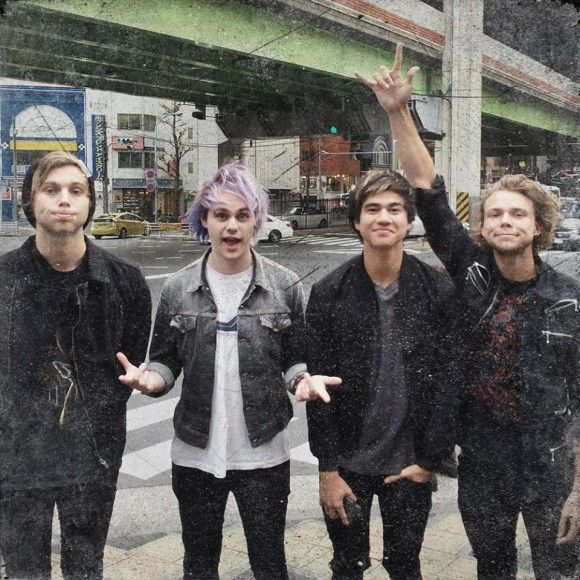 5 Seconds of Summer au Centre Bell de Montréal en juillet | HollywoodPQ.com