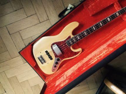 Fender Jazz Bass 1966 Original in Leipzig - Südwest | Musikinstrumente und Zubehör gebraucht kaufen | eBay Kleinanzeigen