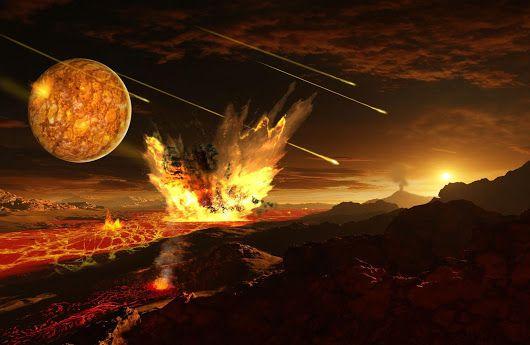 Late Heavy Bombardment