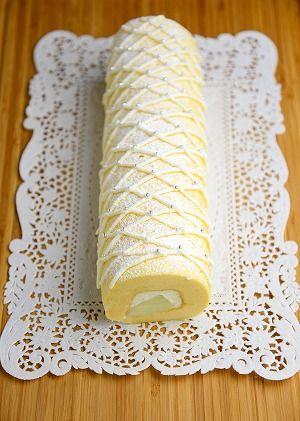 シフォン生地でメロンロール | お菓子・パンのレシピや作り方【corecle*コレクル】