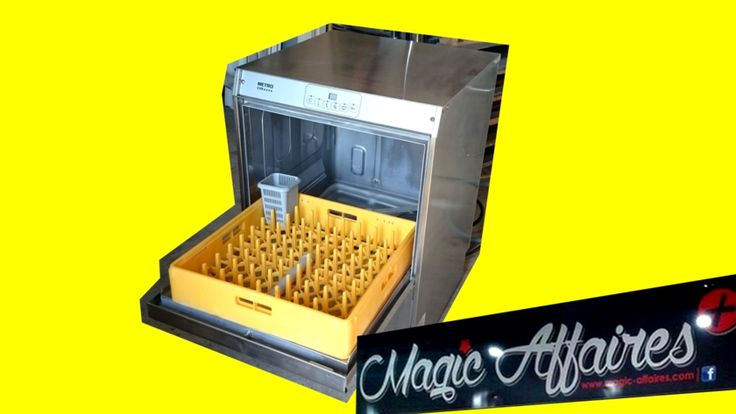 Lave Vaisselle METRO Horeca Select GDW1001 professionnel - MATERIEL PROFESSIONNEL/MATERIEL RESTAURATION - magic-affaires-22