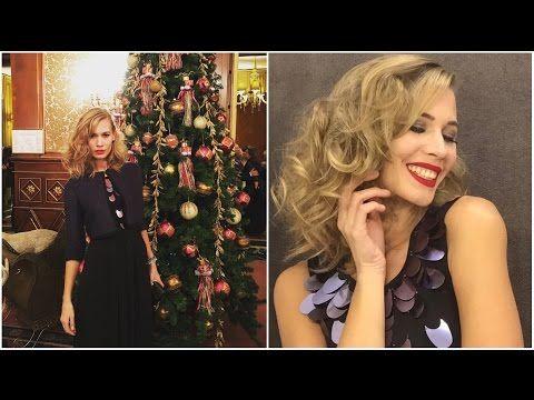 Новогодний макияж 2016. Nouba Millebaci 7 - YouTube