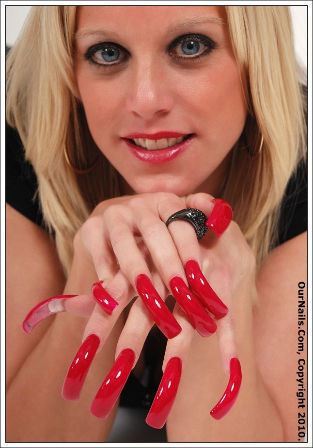 142 best images about I like acrylic nails super long! on Pinterest   Nail art, Models and Nail ...