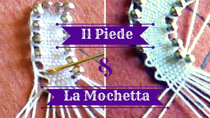 Tombolo - Il Piede e la Mochetta / In dettaglio