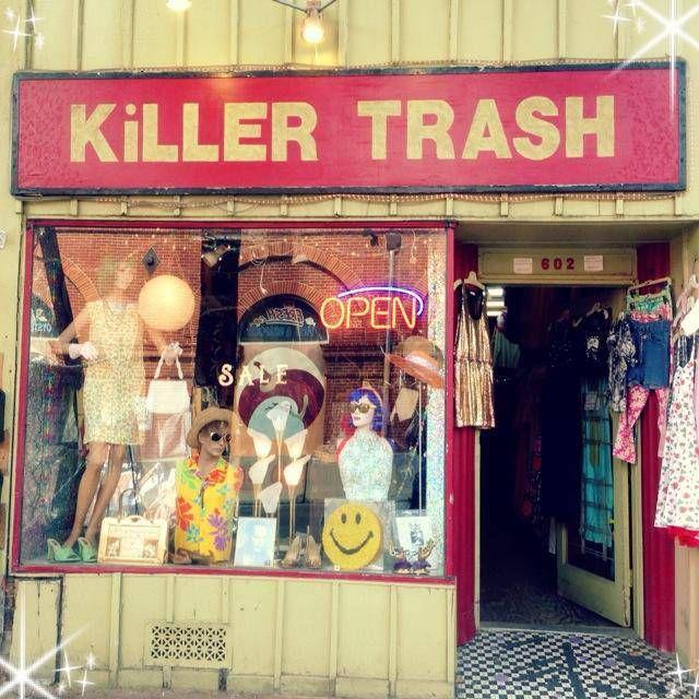 Killer Trash Shop | Baltimore