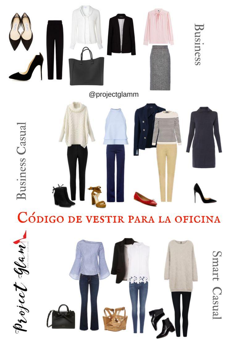 Códigos para vestir en la oficina — Project Glam