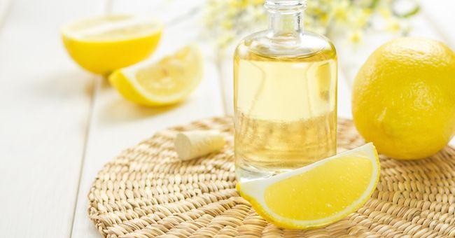 Olio di limone: le proprietà curative