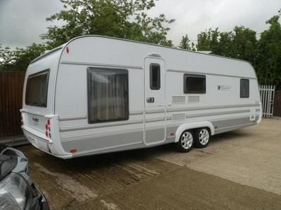 2011 TABBERT 655 DIAMOND in Dunstable | Caravan Trader