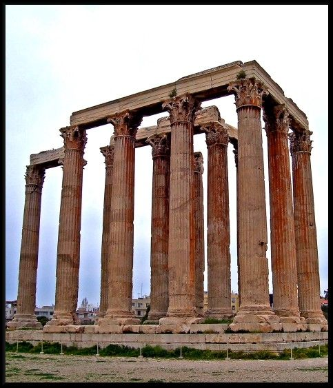 Temple of Zeus through the eyes of VerticalRiver