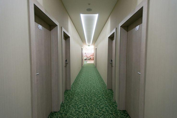 Corridor #hotel