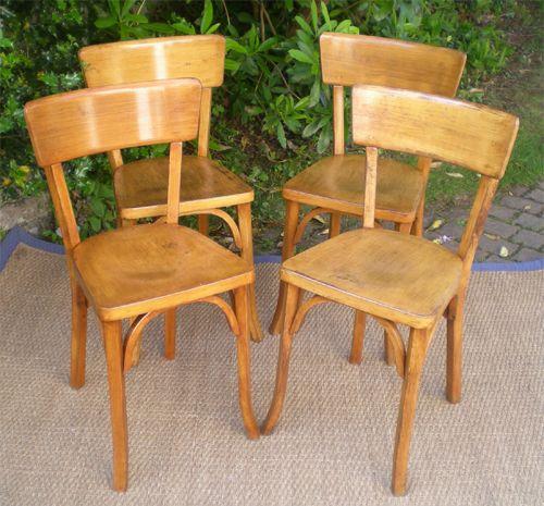 Je veux des chaises bistro pour les repeindre :)