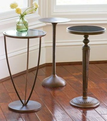The Bold, Architectural Design Of Our Trident Table Creates Real Drama  Wherever You Place It. Versatile And Portable Features A Removable,  Tempered Glass ...
