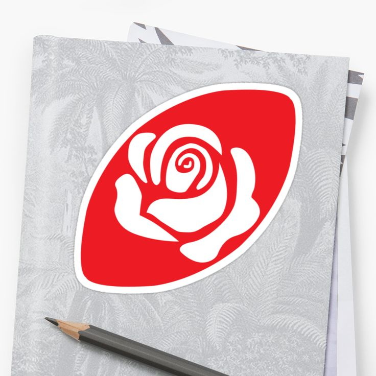 Rugby England sticker by Fimbis  #WRWC2017 #WRWC #rugby #rose #redroses #english #graphicdesign #stickers #flowers